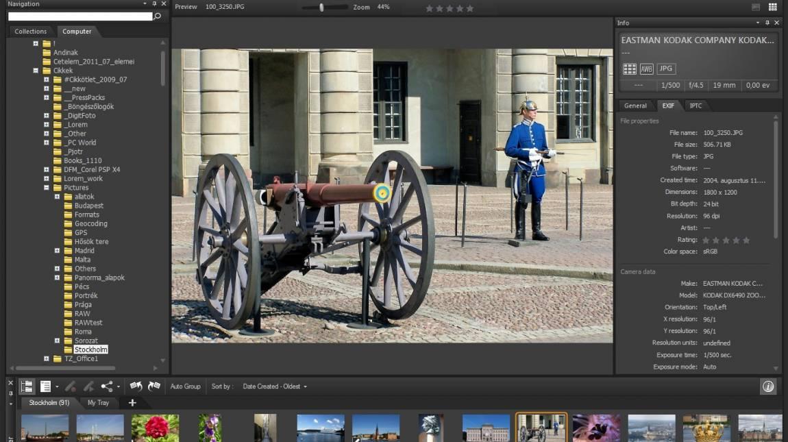 Corel PaintShop Pro X4 Ultimate kép