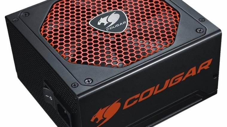 Cougar tápok 80Plus minősítéssel kép