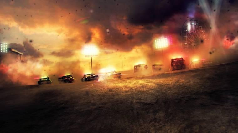 Tölthető a DiRT Showdown demója bevezetőkép