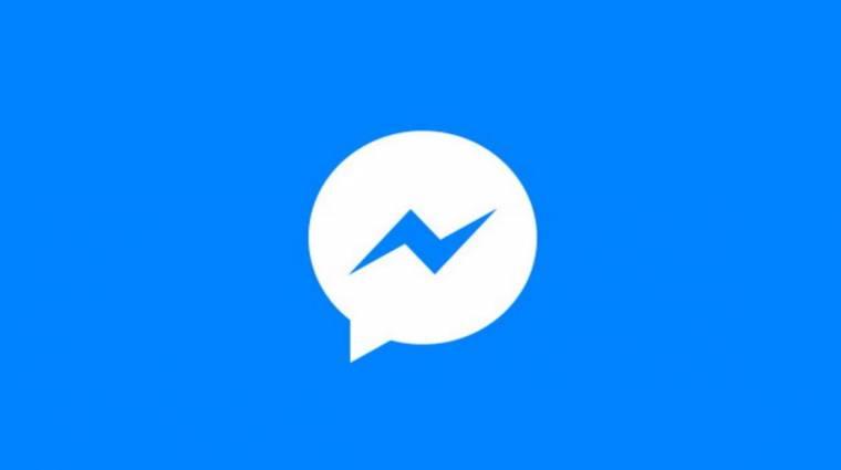 Face ID-val védené a Messengert a Facebook kép