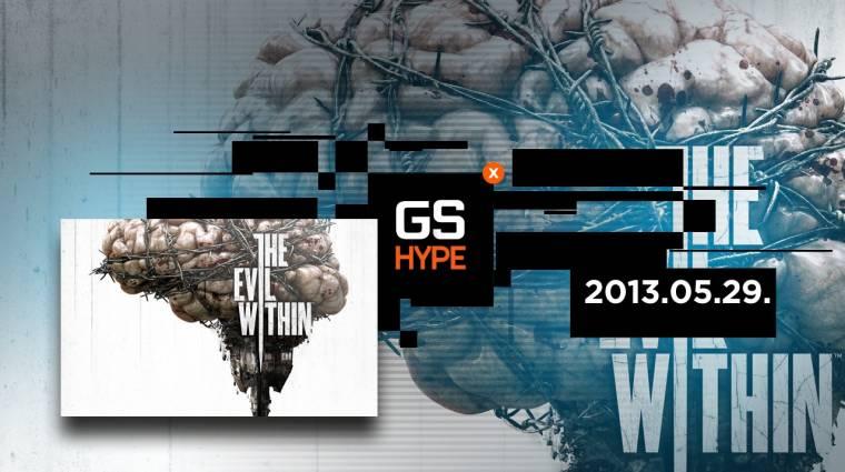 GS Hype - Wolfenstein: The New Order, Titan, Borderlands 2 DLC, The Evil Within, Armikrog bevezetőkép
