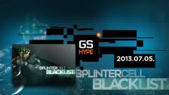 GS Hype - Spilnter Cell: Blacklist, PlayIT, Watch Dogs, Assassin's Creed 4, Sim City kép