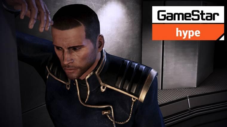 GameStar Hype - veszélyben a Mass Effect jövője? bevezetőkép