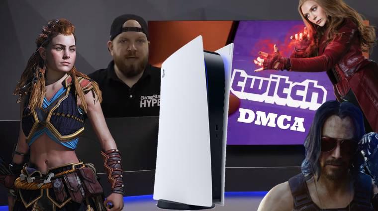Bemutatkozott a PS5, bajban a WandaVision, félhetnek a Twitch streamerei bevezetőkép