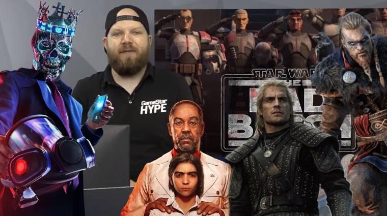 Henry Cavill Witcherként majdnem megvakult, a Ubisoft bemutatta új játékait bevezetőkép