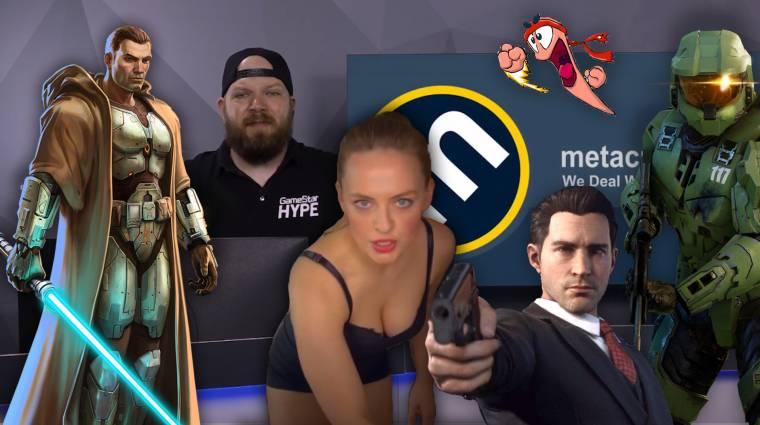 Bejelentésekor bebukott a Gamer Girl játék, tüzet olt a Metacritic bevezetőkép
