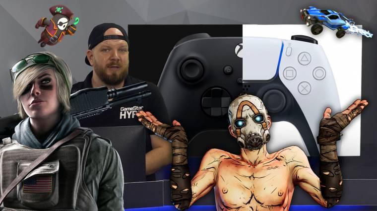 Az Xbox Series X után a PlayStation 5-ről is minden kiderült, de történtek más izgalmak is a héten bevezetőkép