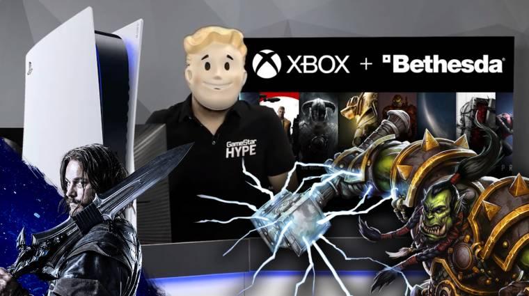 Az Xbox keresztben elnyelte a Bethesdát, hiánycikkek a next-gen konzolok bevezetőkép