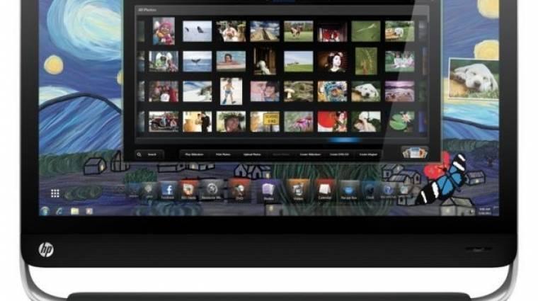 Új gaming PC és all-in-one a HP-től kép