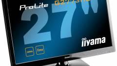 120 Hz-es Iiyama monitor játékosoknak kép