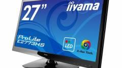Iiyama monitorok 1 ms-os válaszidővel kép