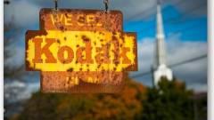 Csőd szélén libeg a Kodak  kép