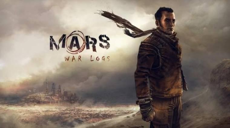 Mars: War Logs - Szegény ember Mass Effect-je bevezetőkép
