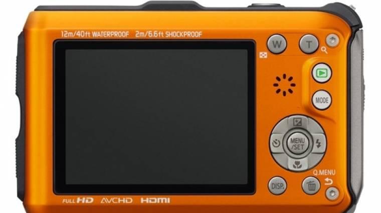 Chuck Norris fényképezőgép a Panasonictól kép