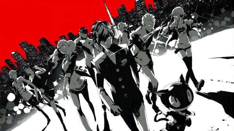Az Atlus tudni szeretné, hogy megvennéd-e PC-re a Persona játékokat bevezetőkép