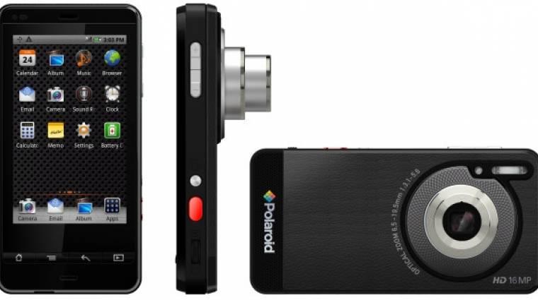 CES 2012: androidos okostelefonnal állt elő a Polaroid kép
