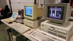 800 négyzetméteren várnak retró számítógépek kép