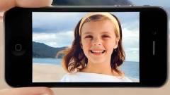Reklámbaki: ugyanazt a lányt választotta a Samsung és az Apple kép