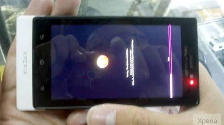 Fotókon a Sony Ericsson Pepper kép