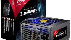 Spire BlackDragon tápok játékosoknak kép