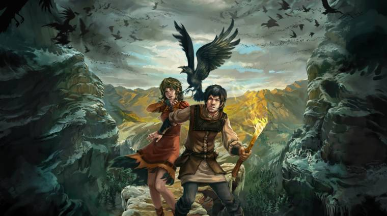A májusi PC World ajándék játéka - The Dark Eye: Chains of Satinav kép