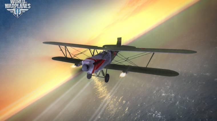 World of Warplanes - fejlesztői napló, ötödik rész bevezetőkép