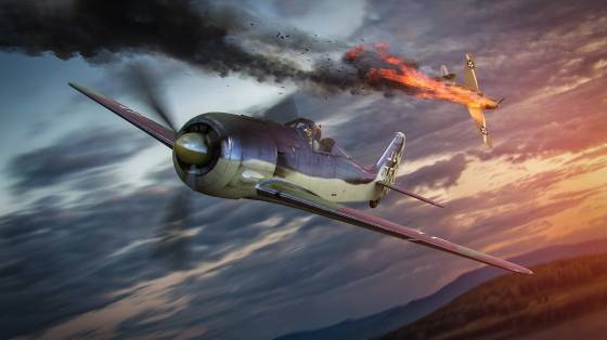 World of Warplanes infódoboz
