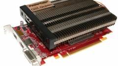 PowerColor Radeon HD 7750 passzív hűtéssel kép