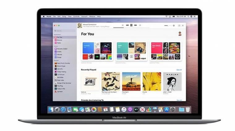 A Microsoft platformjai felé terjeszkedik az Apple Music és Podcasts kép
