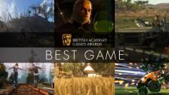 BAFTA - itt is tarolhat a The Witcher 3 kép