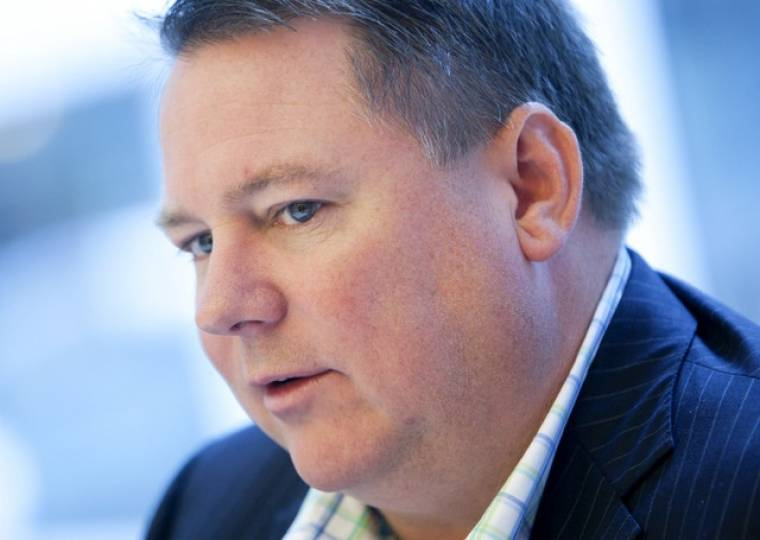 Brian Gladden, a Dell CFO-ja