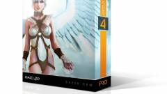 DAZ Studio Pro 4 kép