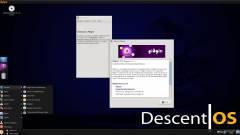 Decent OS: Ubuntu leágazás Gnome rajongóknak kép