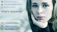 A depresszió tünetei az internetezési szokásokban kép