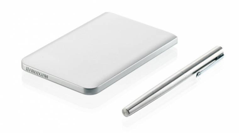 Hordozható HDD USB 3.0-val és Thunderbolttal  kép