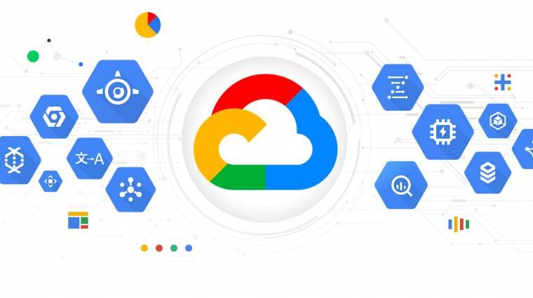 Kiderült, hogy mennyi pénzt hoz a Google felhős üzletága kép