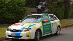 Street View botrány - szándékosan kémkedett a Google? kép
