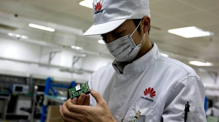 A britektől kaphatja a következő pofont a Huawei kép