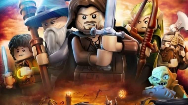 Tölthető a LEGO Lordo of the Rings demója! bevezetőkép