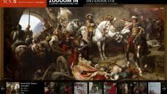Gigapixeles fotók a Nemzeti Galéria festményeiről kép