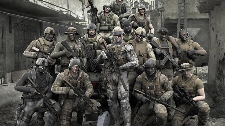 Metal Gear Online - hackerek mentették meg a játékot bevezetőkép