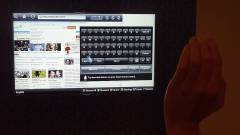 75 hüvelykes jedi-tévé a Samsungtól kép