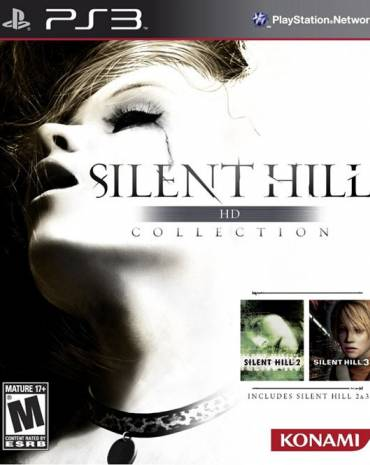 Silent Hill HD Collection kép