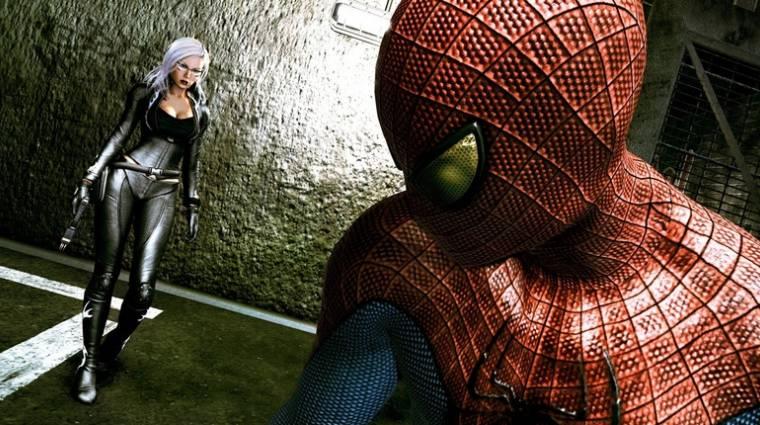 The Amazing Spider-Man: az első 20 perc játékmenet bevezetőkép