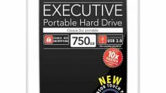 Verbatim Executive Portable teszt kép