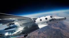 Valósággá vált az űrturizmus, a Virgin Galactic megkapta az engedélyt kép