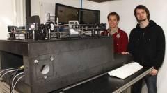 A világ leggyorsabb 3D nyomtatója működés közben (videó) kép