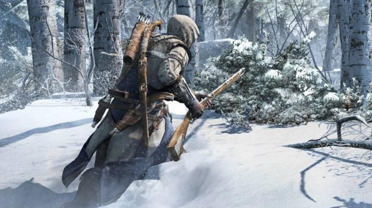 Ingyen letölthető az Assassin's Creed III bevezetőkép