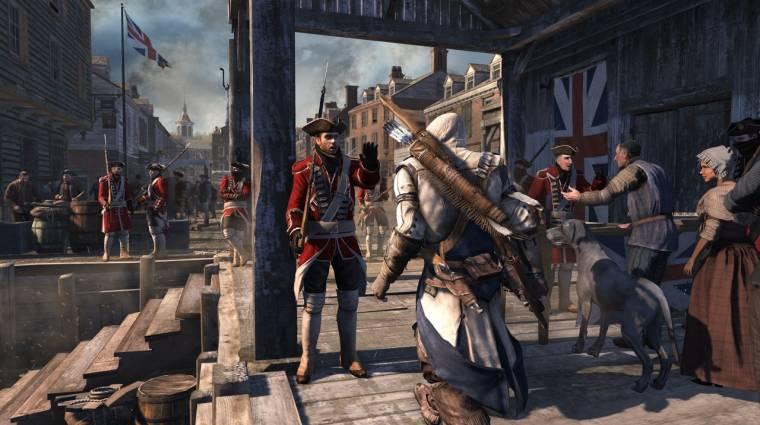 Assassin's Creed III - Independence trailer bevezetőkép