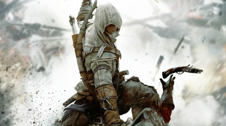 Asssassin's Creed III - Trailer a PC-s debüt számára bevezetőkép